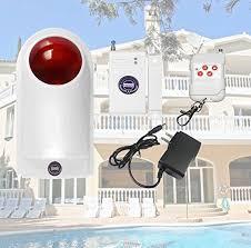 vinker vk 6a standalone spot scene home office security alarm system kit review