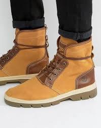 timberland cityblazer 4 eye leather boots
