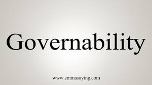 Image result for Governability