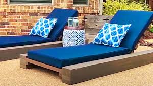 80 diy outdoor lounge chair with free