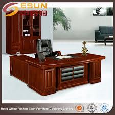 executive office table design. 2016 Foshan Office Furniture Antique Latest Executive Table Designs Design