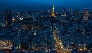 طوكيو عاصمة اليابان