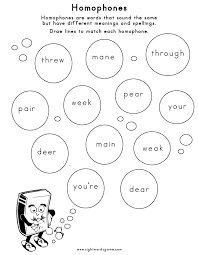 522049029bcac837da3b00affe23981d english worksheet homophones homophones pinterest english on esl simple present worksheets