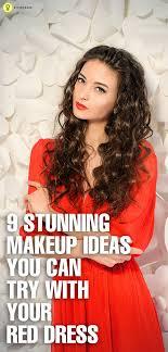 eye makeup for red dress stani mugeek vidalondon