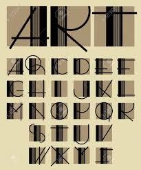 Letters In Design Original Unique Line Art Contemporary Letters Alphabet Design