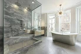 contemporary master bathrooms delightful master bedroom chandelier 0 contemporary master bathroom with rain shower head amp