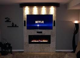 wall mount electric fireplace menards stanton 50 mini and tv wall mount electric fireplace