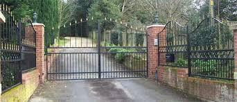 garden and driveway gates glasgow