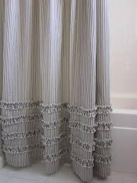 luxury shower curtain ideas. Best 25 Striped Shower Curtains Ideas On Pinterest Grey Kids Luxury Extra Long Design Curtain