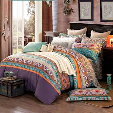 Best 25+ Tribal bedding ideas on Pinterest   Tribal room, Aztec ... & Turquoise Orange and Brown Colorful Stripe and Bohemian Chic Tribal Print  Southwestern Style 100% Cotton Adamdwight.com