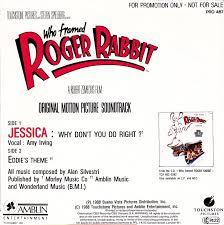 touchstone lp who framed roger rabbit original motion picture soundtrack images