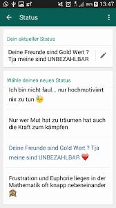 Schöne Status Sprüche Whatsapp Deutsch Directdrukken