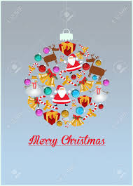 merry christmas decoration poster or flyer background space merry christmas decoration poster or flyer background space stock photo 23419483