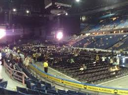 Northlands Coliseum Section 114 Row 9 Seat 5 Home Of