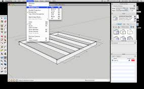 Tiny House Design Software How To Draw 2d Drawings With Google Sketchup Tinyhousedesign