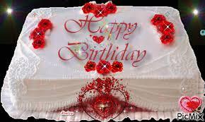 Birthday Cake Gif Picmix