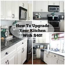 Farmhouse Kitchen Hardware How To Upgrade Your Kitchen With 40 The Glam Farmhouse
