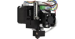 <b>Qidi Tech High</b>-temperature Direct Drive Extruder - 3DJake UK
