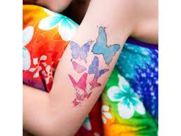čirý Tetovací Potisknutelný Materiál Forartcz