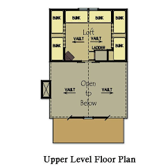 small cabin floor plans. Brilliant Small Smallcabinfloorplanwithloftfishcamp And Small Cabin Floor Plans