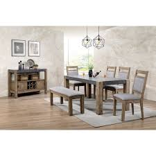 memory foam dining room chair cushions roundhill furniture coella 7 piece dining set reviews of