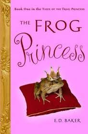 tales of the frog princess series
