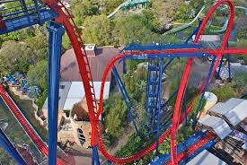 roller coaster re coating reaches new heights at busch gardens part 1