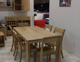 Excellent White Solid Wood Round Dining Table Room Slab For Simple Solid Oak Dining Room Table