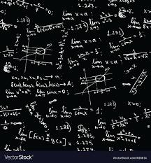 Seamless Background Math Formulas
