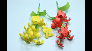 How To Make Origami Paper Flower Diy Stick Paper Flowers How To Make Origami Flowers Do