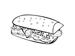 91 Best Knutselen Kleurplaten En Prints Voor Kinderen Sandwich