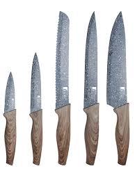 <b>Набор ножей</b>, <b>5 предметов</b> BERGNER 8047591 в интернет ...
