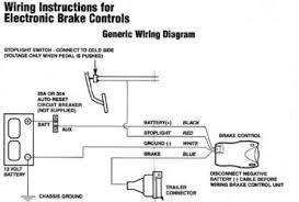 trailer controller wiring diagram trailer image brake controller wiring diagram wiring diagrams on trailer controller wiring diagram