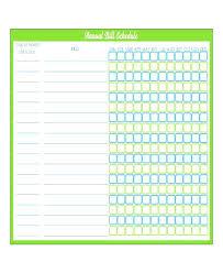 Free Monthly Bill Organizer Template Free Printable Bill Organizer