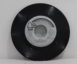 raun mac kinnon psych promo color wheel kapp prod 45 record 7 barry manilow mandy