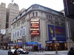 Shubert Theater New York City Seating Chart Shubert Theatre New York City Wikipedia
