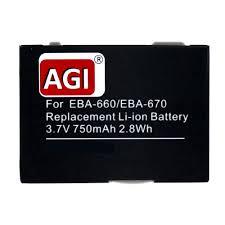 AGI Akku kompatibel mit Siemens CX65 ...