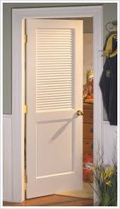 slatted doors. Wondering About A Louvered Door. Slatted Doors