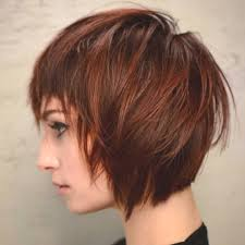 Fashion Haircuts For Thick Hair Engaging 30 Trendy Short