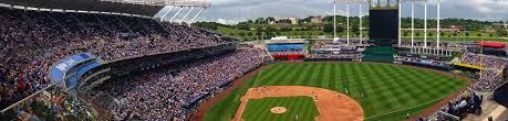 Kauffman Stadium Maps Seating Charts And Tickets To