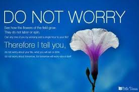 Quotes About Life From The Bible Gorgeous Bible Quotes About Life Do Not Worry Collection Of Inspiring