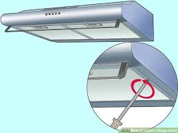 how to install a range hood 14 steps pictures wikihow image titled install a range hood step 3