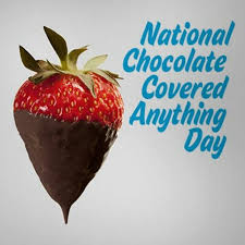 national chocolate covered anything day. Contemporary Chocolate December 16 Is National Chocolate Covered Anything Day    HappyHappyHappy  And M