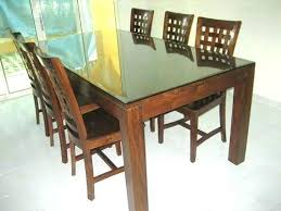 6 chair dining table set 6 chair table set dining room chair sets 6 dining table