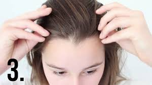 Quick Ponytail Hairstyles Hairstyles For Girls For School 4 Cute And Easy Hairstyles For Wet
