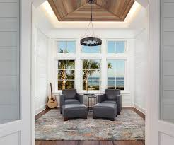 Contemporary Sunroom Furniture 25 Cheerful And Relaxing Beach Style Sunrooms