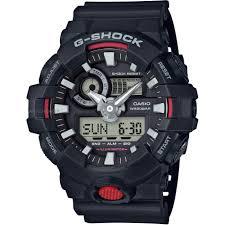 """casio g shock watches men s g shock watch shop comâ""""¢ mens casio g shock alarm chronograph watch ga 700 1aer"""