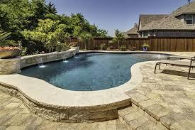 Freeform Pool Designs Freeform Pool Designs Mckinney Natural Pool Designs In 2019