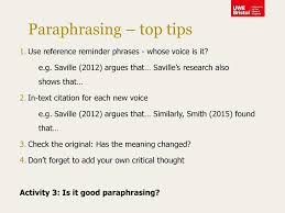 How To Reference And Avoid Plagiarism Ppt Download