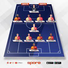 Galatasaray Kasımpaşa İlk 11 Sporx İlk11